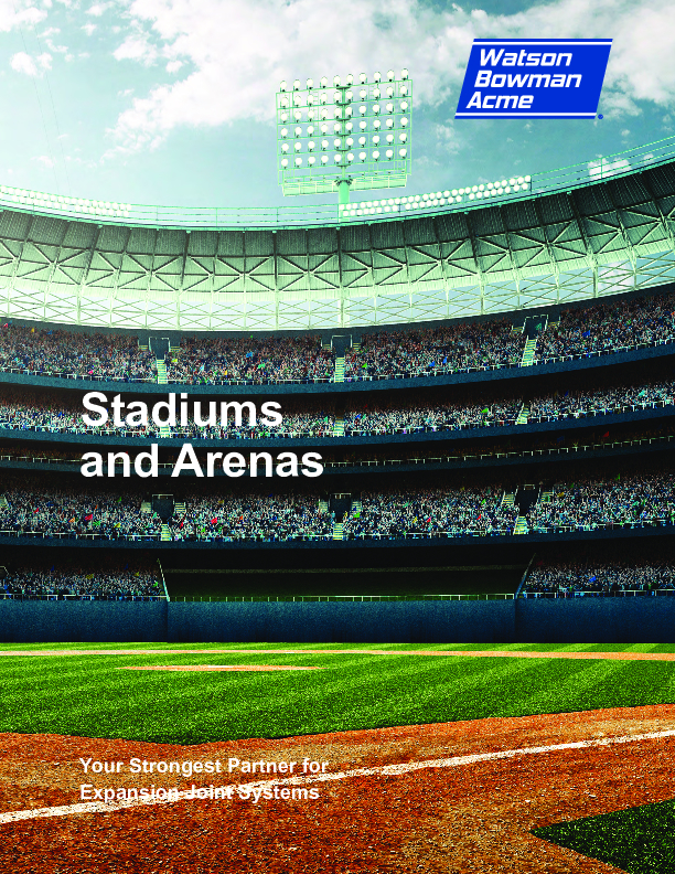 WBA Stadiums & Arenas Systems Cover